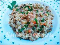 маш с рисом
