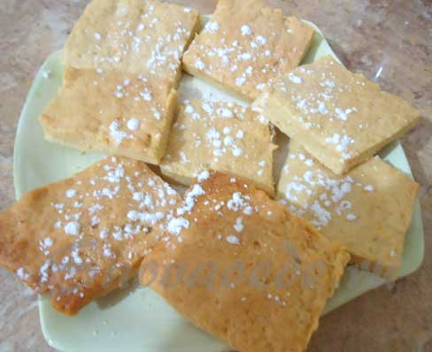 Печенье без яиц и маргарина рецепт