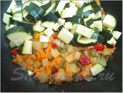 Как приготовить овощное рагу в кораблике