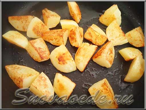 Как вкусно приготовить жаренную картошку