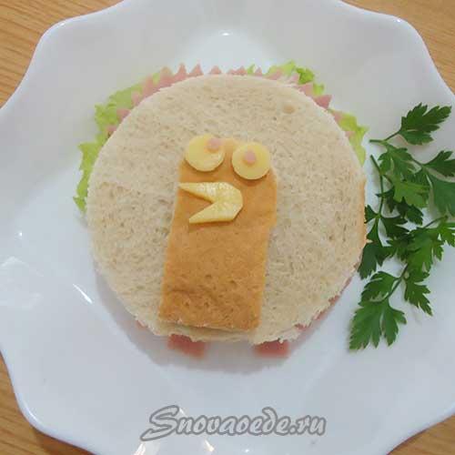 """бутерброд """"индюшка"""""""