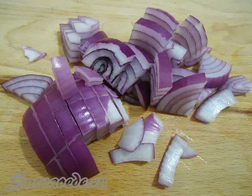 порезать лук