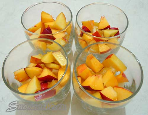 фруктовое желе тутти фрутти