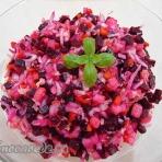 Как приготовить винегрет со свежей капустой
