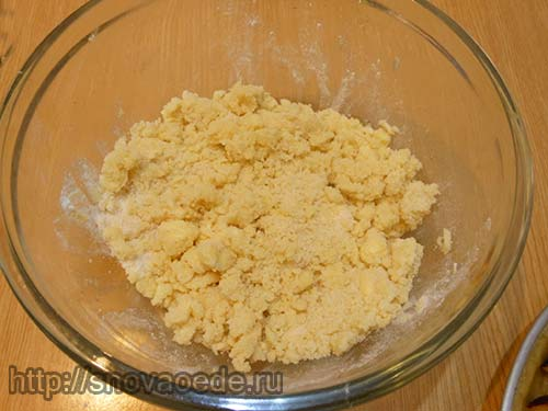пирог с персиками рецепт