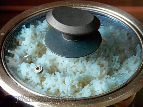 Как сварить рис в мультиварке