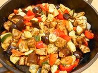 овощи в духовке рецепт