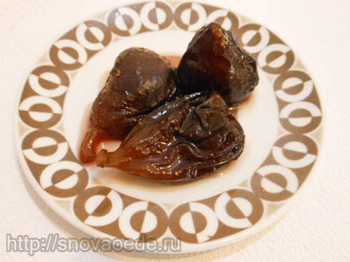 карамелизированный инжир
