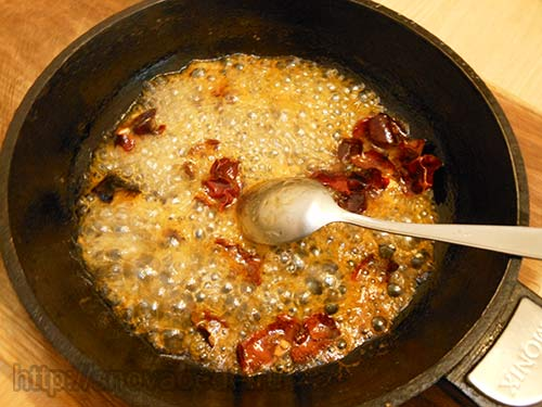 кисло-сладко-острый соус