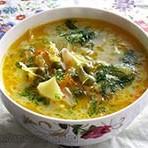 суп с капустой в мультиварке Polaris